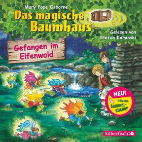 Das magische Baumhaus, Gefangen im Elfenwald, 09783867427906