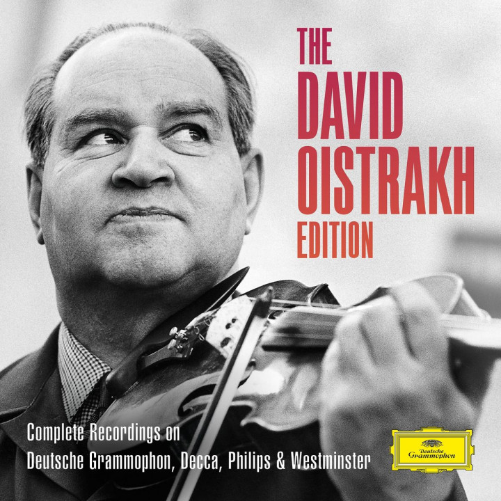 The David Oistrakh Edition