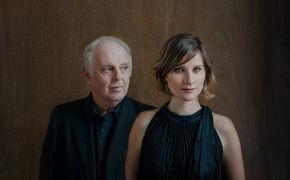 Daniel Barenboim, Sommergefühle – Lisa Batiashvili und Daniel Barenboim begeistern in der Waldbühne