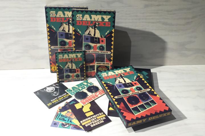 Samy Deluxe Gewinn