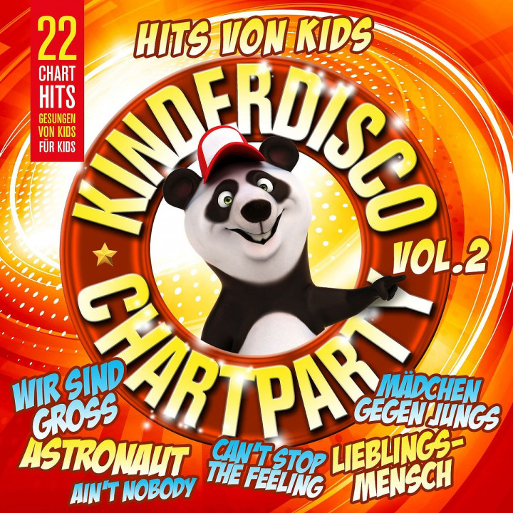 Kinder Disco Chartparty Vol. 2