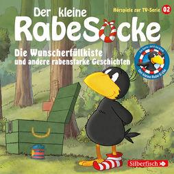 Kleiner Rabe Socke, 02: Die Wunscherfüllkiste ..., 09783867427487
