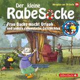Kleiner Rabe Socke, 04: Frau Dachs macht Urlaub, 09783867427517