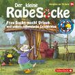Kleiner Rabe Socke, 04: Frau Dachs macht Urlaub (Hsp. zur TV-Serie), 09783867427517