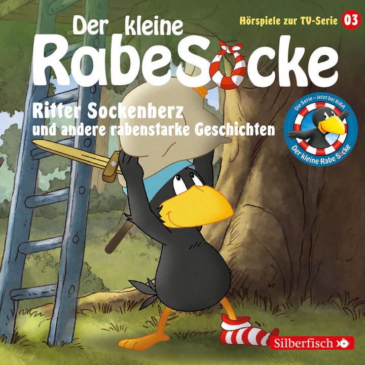 03: Ritter Sockenherz (Hörspiel zur TV-Serie)