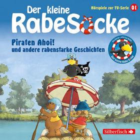 Kleiner Rabe Socke, 01: Piraten Ahoi!, 09783867427494