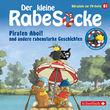 Kleiner Rabe Socke, 01: Piraten Ahoi! (Hörspiel zur TV-Serie), 09783867427494