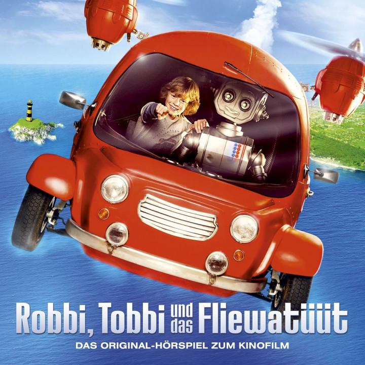 Robbi, Tobbi... - Original-Hörspiel zum Kinofilm