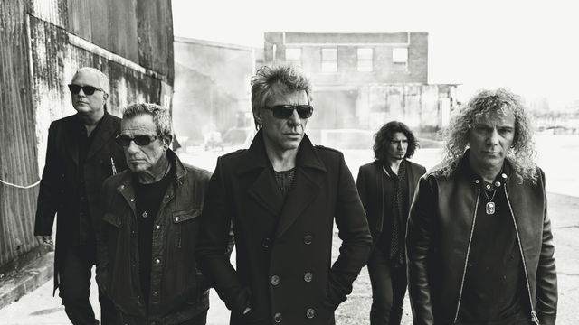 Bon Jovi, This House Is Not For Sale aus London: Bon Jovi kündigen neues Live-Album an