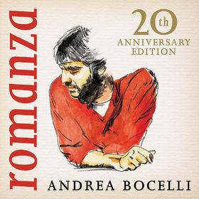 Andrea Bocelli, Romanza, 00602557244731