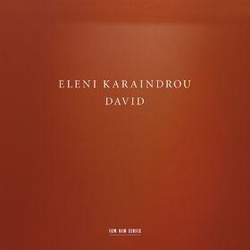 Kim Kashkashian, Eleni Karaindrou: David, 00028948145003