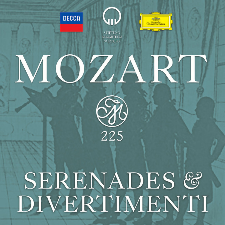 Mozart 225: Serenades & Divertimenti