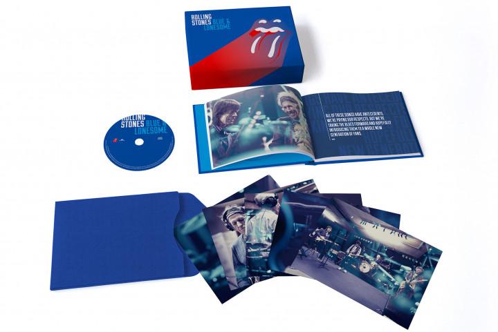 The Rolling Stones Boxinhalt