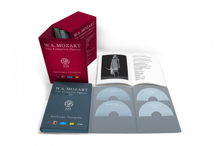 The Complete Operas (Salzburger Festspiele)