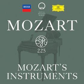 Wolfgang Amadeus Mozart, Mozart 225: Mozart's Instruments, 00028948312221