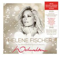 Helene Fischer, HELENE FISCHER & THE ROYAL PHILHARMONIC ORCHESTRA LONDON | WEIHNACHTEN (NEUE DELUXE-VERSION MIT 8 WEITEREN SONGS) 2 CDs+ DVD, BOX-SET