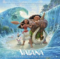 VAIANA, VARIOUS ARTISTS | VAIANA (DEUTSCHER ORIGINAL FILM-SOUNDTRACK)