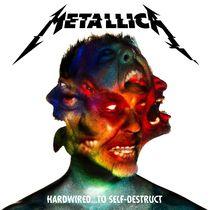 Metallica, METALLICA auf Platz 1 in den Offiziellen Deutschen Album-Charts ++ Platin und neuer Rekord