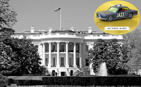 Auf Streife im Netz, Schwarze Zeiten im Weißen Haus? - Jazz und die Präsidentschaftswahl in den USA