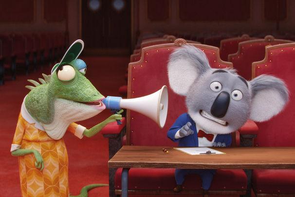 Soundtrack Sing, Eine tierische Castingshow: Am 8. Dezember 2016 kommt Sing in die deutschen Kinos