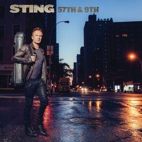 Sting, 57TH & 9TH, 00602557117752