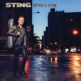 Sting, 57TH & 9TH, 00602557117745