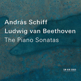 András Schiff, Ludwig van Beethoven - The Piano Sonatas, 00028948129201