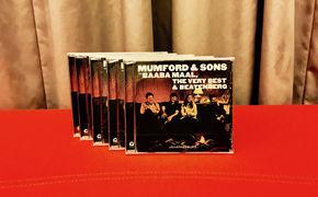 Mumford & Sons, Zum DVD-Vorverkaufsstart: Gewinnt die Mumford & Sons EP Johannesburg