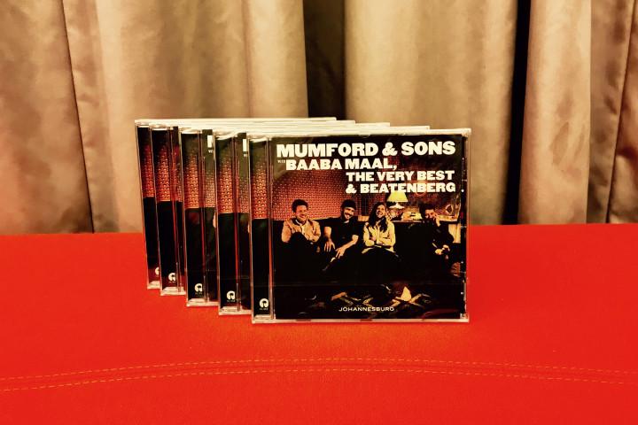 GSP Mumford & Sons 2016 EP