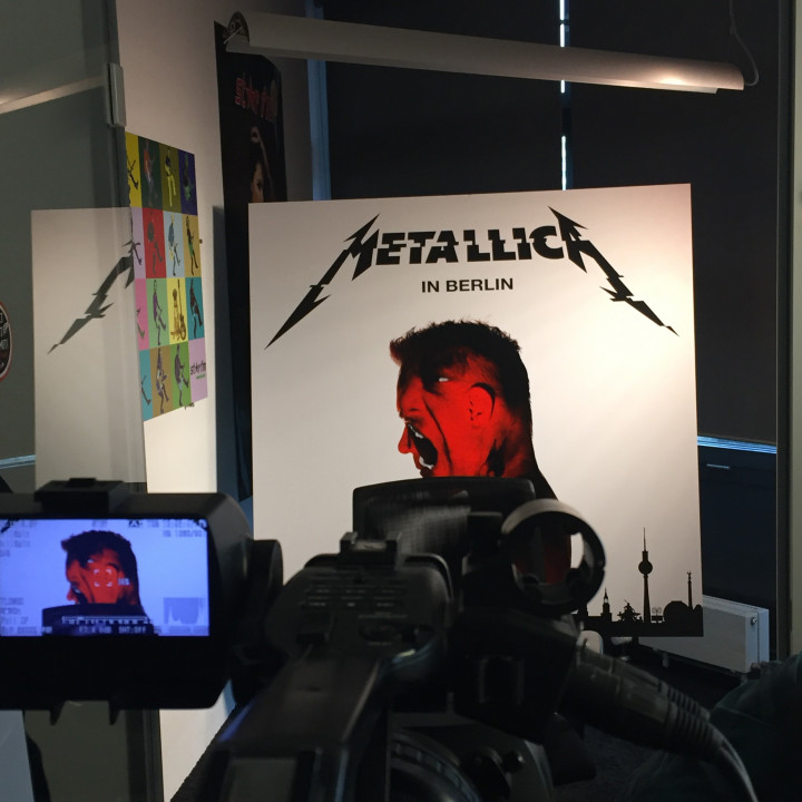 Metallica in Berlin 2016