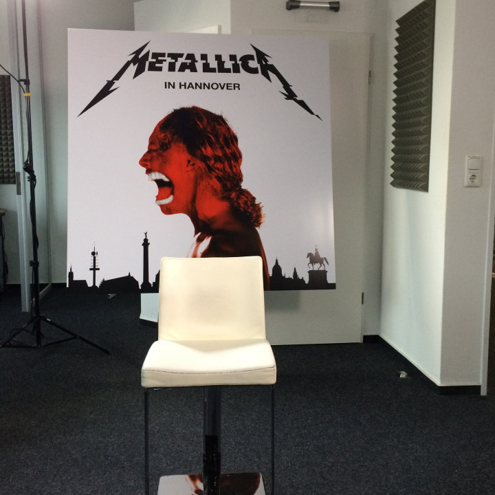Metallica in Hannover