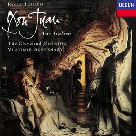 Vladimir Ashkenazy, Richard Strauss: Aus Italien; Don Juan, 00028948302239