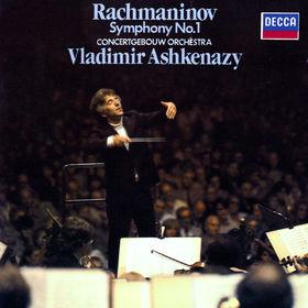 Vladimir Ashkenazy, Rachmaninov: Symphony No. 1, 00028948302703