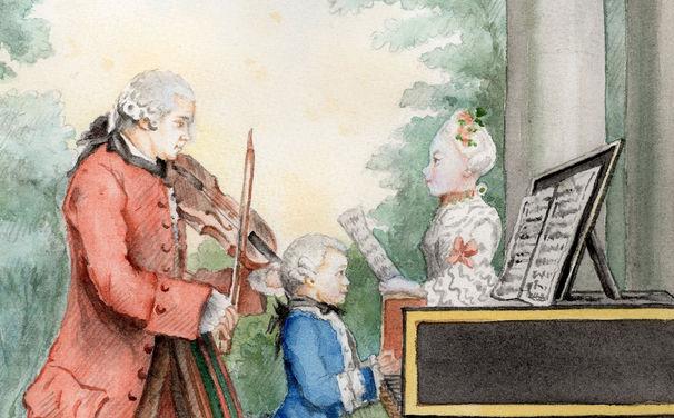 Wolfgang Amadeus Mozart, Mensch, Mozart! - 10 Fakten über Wolfgang Amadeus Mozart - Teil 5/6