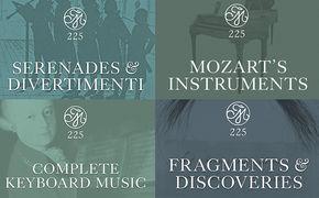 Wolfgang Amadeus Mozart, Mozart 225 – Startschuss der digitalen Ausgabe