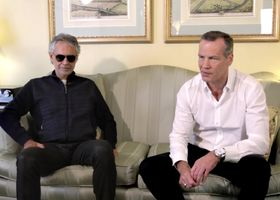 Andrea Bocelli, Henry Maske über Time to Say Goodbye - Jubiläum (Teaser)