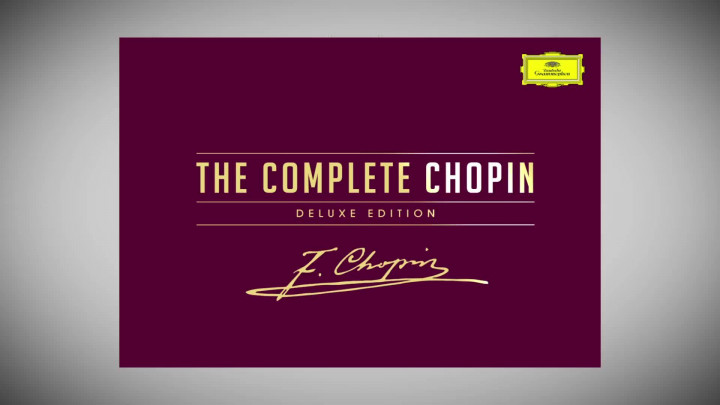 The Complete Chopin - Deluxe Edition (Trailer)