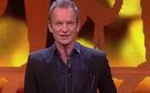 Sting, Sting beim BAMBI 2016 (Laudatio auf Udo Lindenberg)
