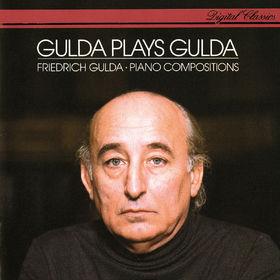 Friedrich Gulda, Gulda Plays Gulda & Corea, 00028948308033