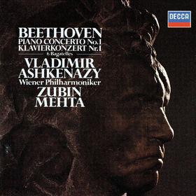 Vladimir Ashkenazy, Beethoven: Piano Concerto No. 1; 6 Bagatelles, 00028948316106