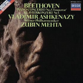Vladimir Ashkenazy, Beethoven: Piano Concerto No. 5 Emperor, 00028948316137