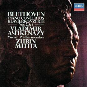 Vladimir Ashkenazy, Beethoven: Piano Concertos Nos. 2 & 4, 00028948316113
