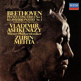 Vladimir Ashkenazy, Beethoven: Piano Concerto No. 3; Andante favori; Für Elise, 00028948316120