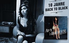 Amy Winehouse, Ein Klassiker feiert Geburtstag: Amy Winehouse' Album Back To Black wird zehn Jahre alt