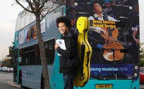 Sheku Kanneh-Mason, Große Sache: Der junge Cellist Sheku Kanneh-Mason unterzeichnet bei Decca