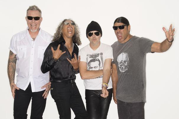 Metallica, Wie es hätte klingen sollen: Metallica veröffentlichen Video der Grammy-Generalprobe mit Lady Gaga