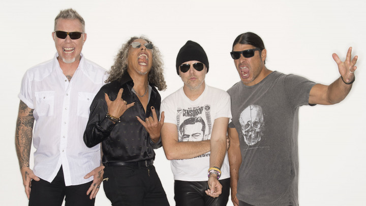 Metallica GSP