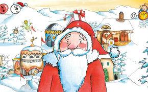 Musik zu Weihnachten, Die Kinder-App In der Weihnachtsbäckerei von Rolf Zuckowski – jetzt gratis testen