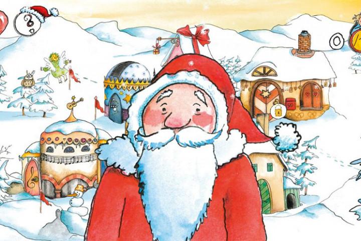 Kinder Weihnachtslieder Gratis.Rolf Zuckowski News Die Kinder App In Der Weihnachtsbäckerei