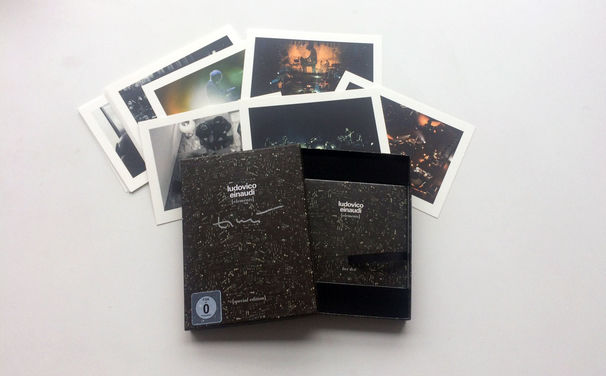 Ludovico Einaudi, Klangmagie vom Feinsten – Ludovico Einaudis Tour-Edition Elements